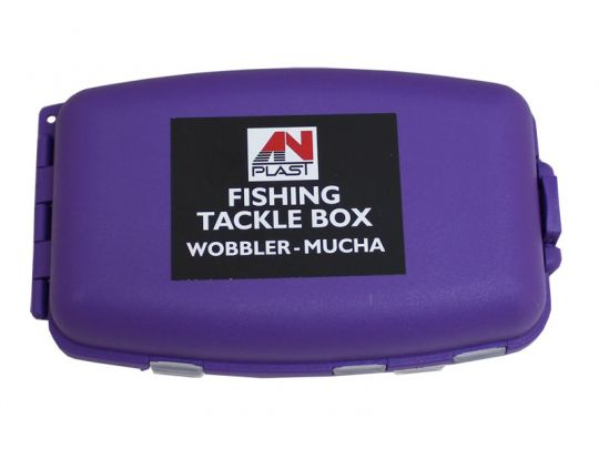 Wobbler-Mucha tackle box