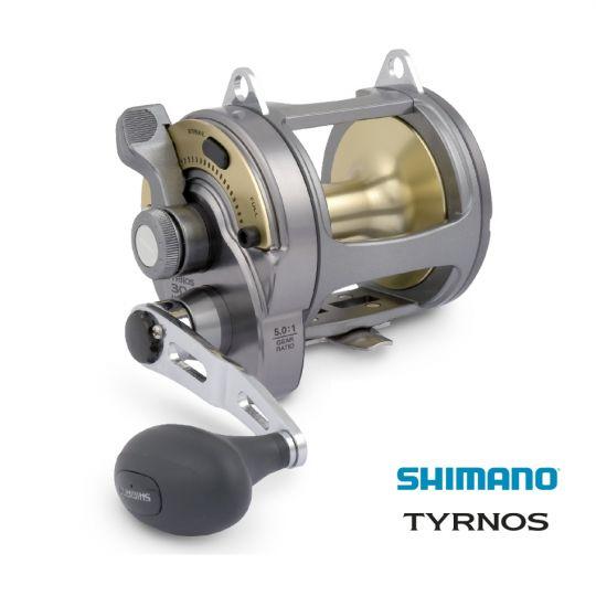 мултипликатор Shimano Tyrnos 20