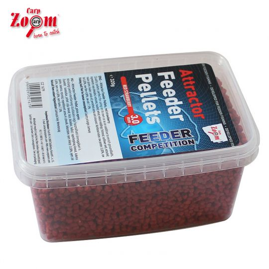 Пелети Carp Zoom FC Attractor Feeder Pellets