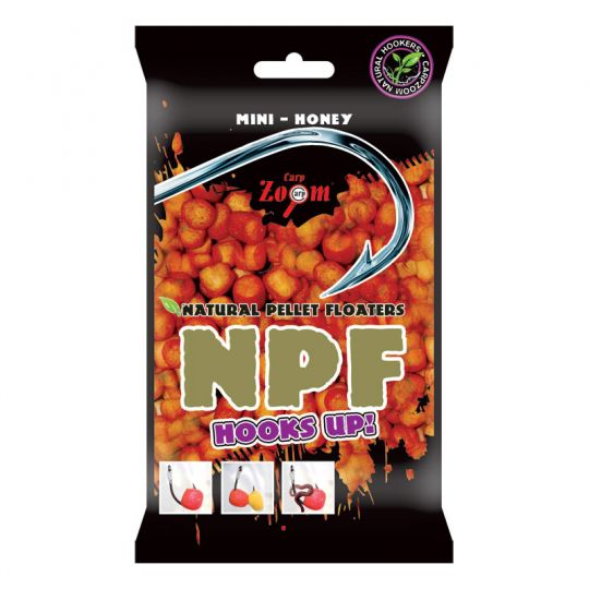 пуканки Carp Zoom Natural Pellet Floaters