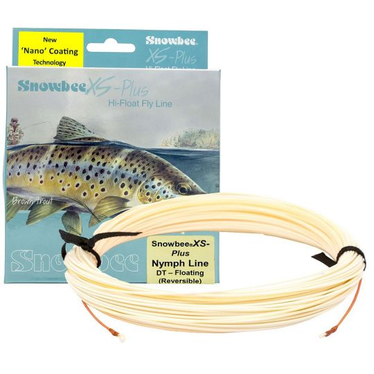 мухарски шнур Snowbee DTNL XS-Plus Nymph Line Floating Uni-weight