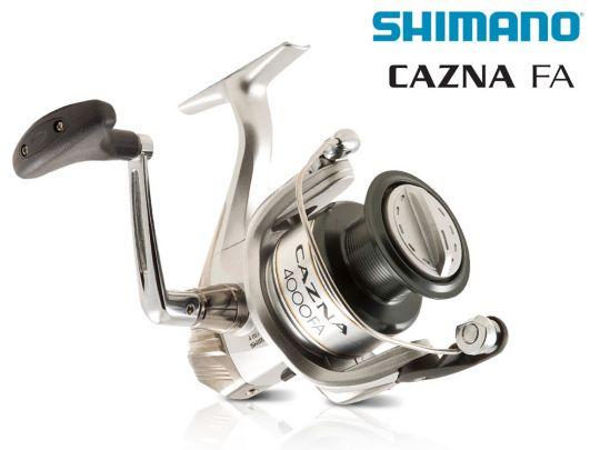 макара Shimano Cazna FA 4000