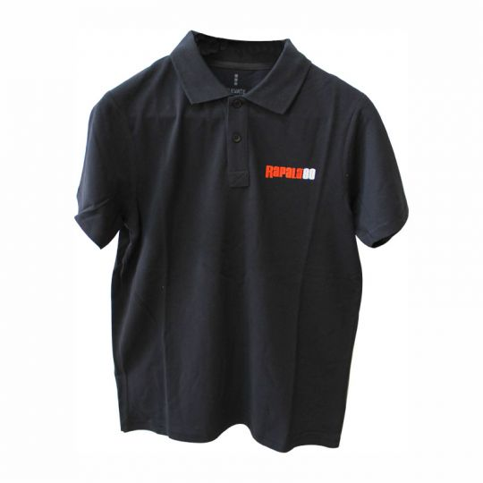 тениска с яка Rapala 80