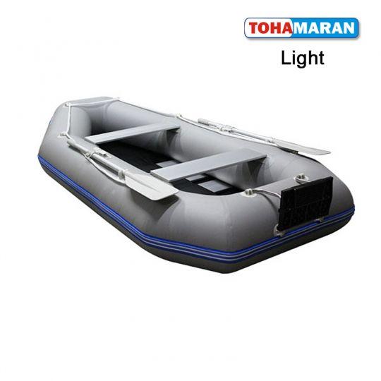 Лодка надуваема Tohamaran Light IB-300 (надуваем под)