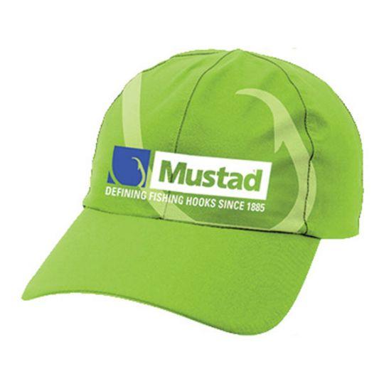 Mustad Micro Fiber Cap MCAP01-GR