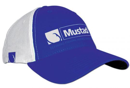 Mustad Trucker Cap MCAP05-BU