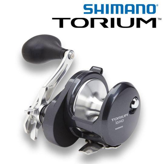 Shimano Torium 16 HGAL (лява дръжка)