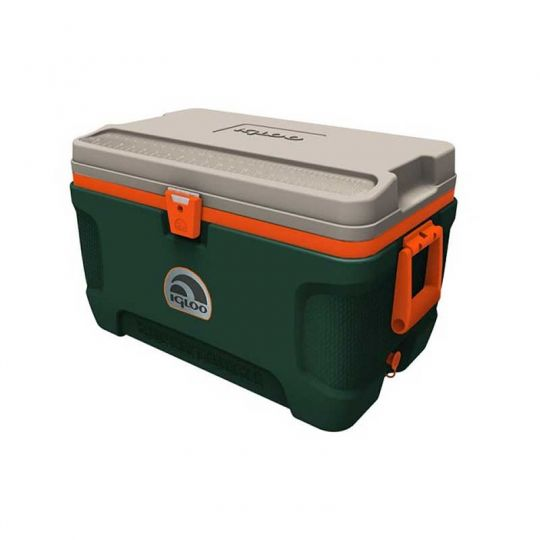 хладилна чанта Igloo Super Tough 54 Green