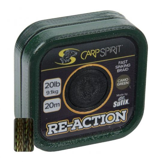 Carp Spirit Re-Action Braid