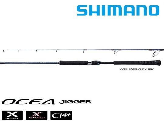 shimano Ocea Jigger Quick Jerk S605