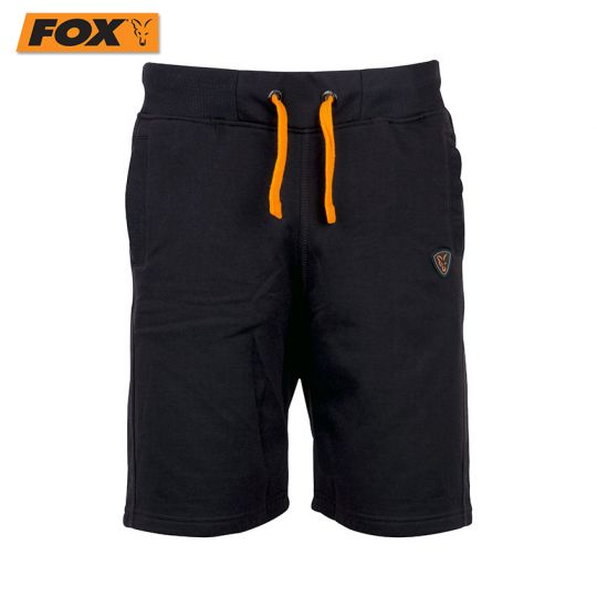 fox Black Orange LW Jogger Short