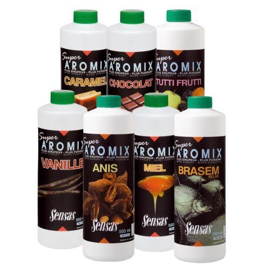 ттечен ароматизатор Sensas Super Aromix