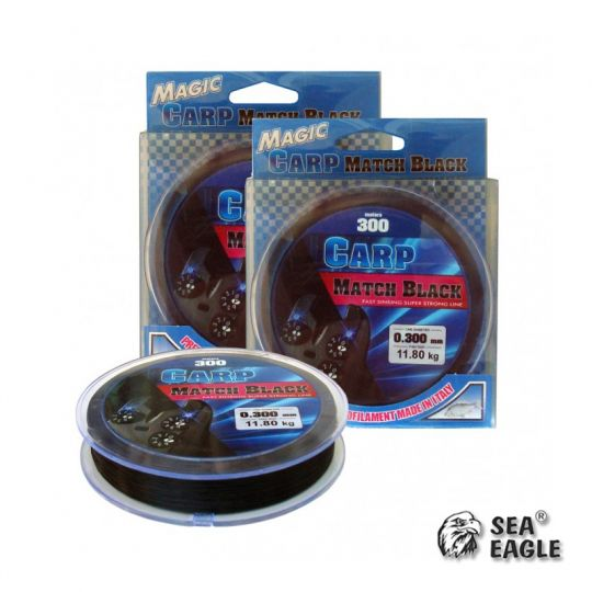 Sea Eagle Carp Match Black