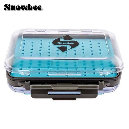 snowbee Easy-Vue Silicone Foam Fly Box