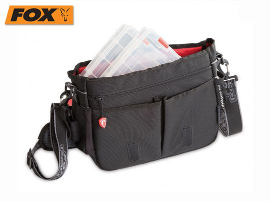 Чанта Fox Rage Voyager Messenger Bag