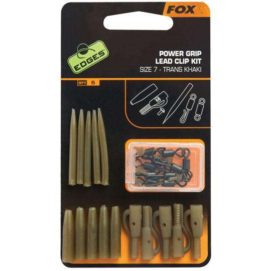 монтаж Fox Edges Surefit Lead Clip kit
