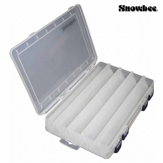 snowbee 14155 long lures box