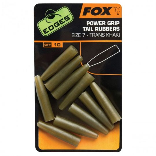 fox Edges Surefit tail rubbers