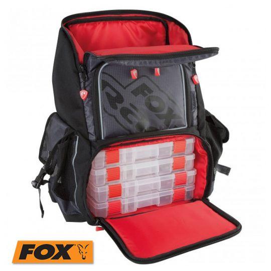 раница с кутии Fox Rage Voyager Rucksack
