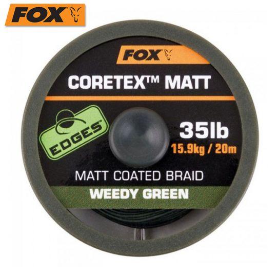 влакно Fox Edges Matt Coretex Weedy Green