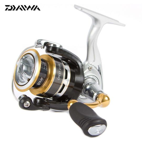 daiwa 16 Crest 2000