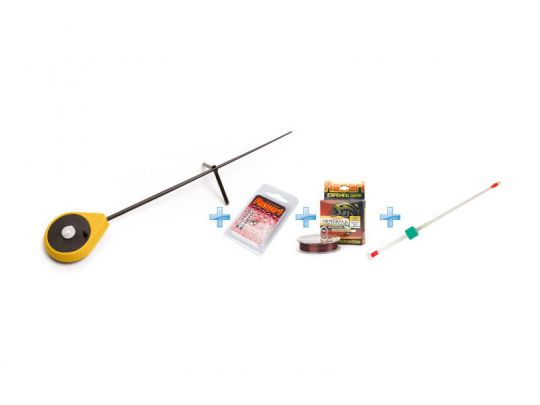 atemi Ice Fishing Rod Set