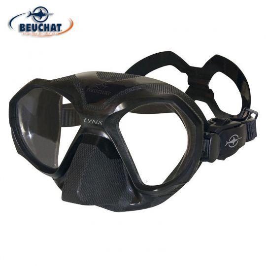 силиконова маска Beuchat Lynx (черна)
