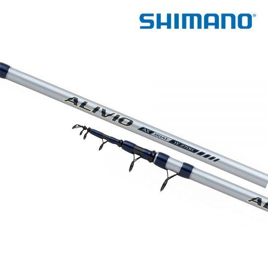 Shimano Alivio AX Tele Boat