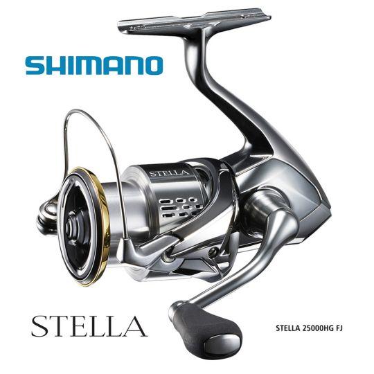 Shimano Stella FJ 2500