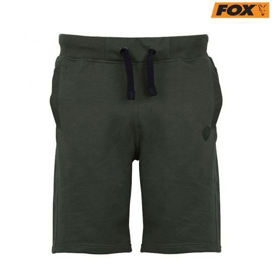 Къси панталони Fox Green Black Jogger Short