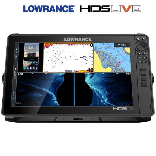 Lowrance HDS 16 LIVE без сонда