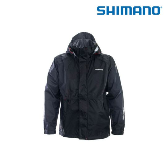 Яке Shimano DRYSHIELD Basic Jacket Black