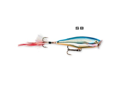 Воблер Rapala Skitter Pop (fresh water) 5см