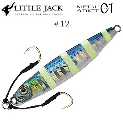 Little Jack METAL ADICT 01 Jig 30g