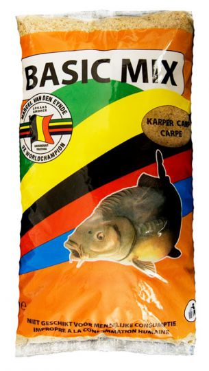 Захранка Van den Eynde Basic Mix Carp (Шаран) 2.5 kg