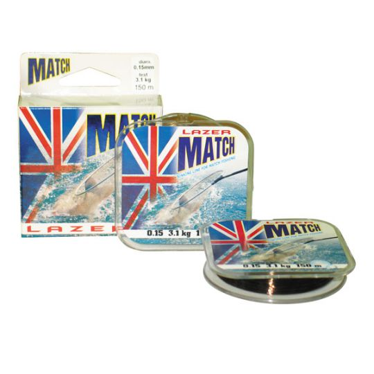 Lazer Match monofilament 150 m