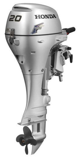 Двигател Honda BF 20 D3 LHU (дълъг ботуш)