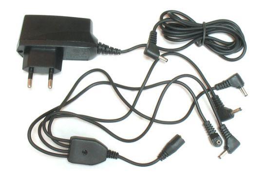 charger for bite indicators FilStar FBA-2