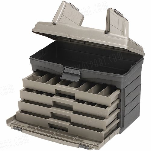 Plano 757 004 Four Drawer Tackle Box Akvasport Com