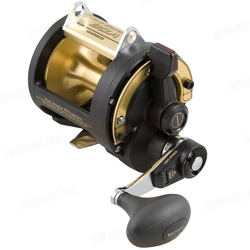 Shimano TLD 2-Speed 30 A - AkvaSport Ltd.