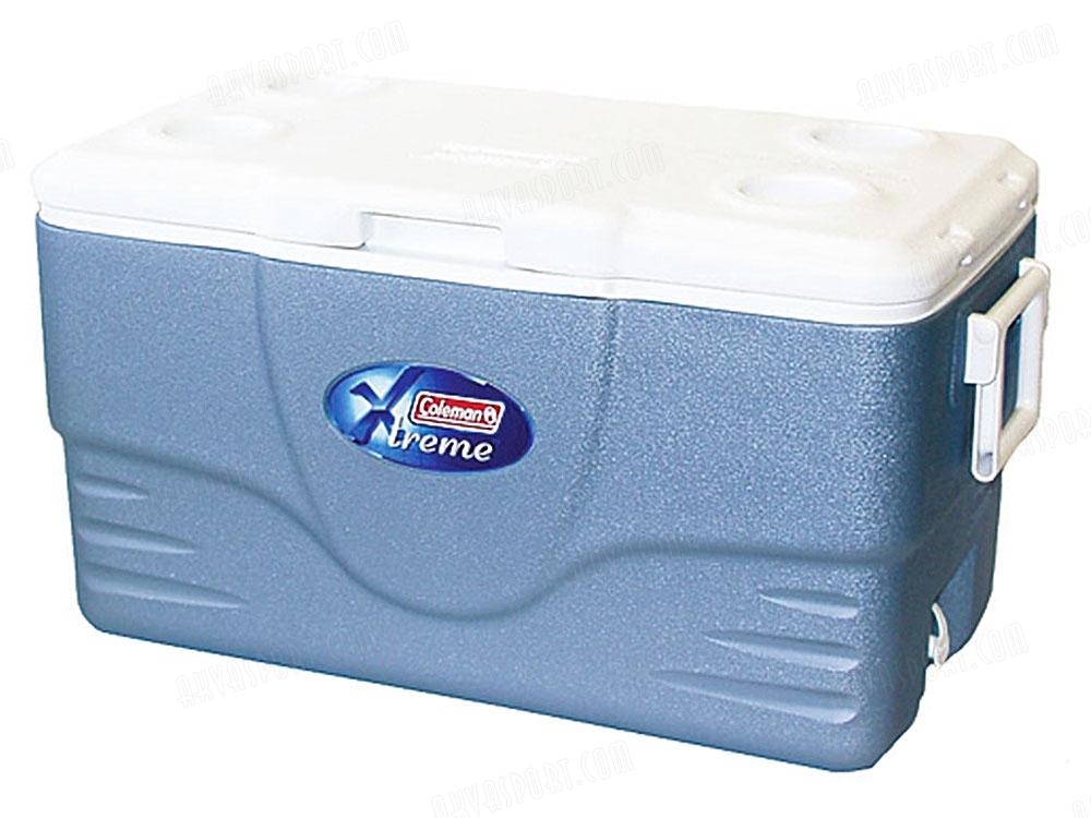 Coleman Xtreme 5 Cooler : Coleman qt xtreme cooler akvasport