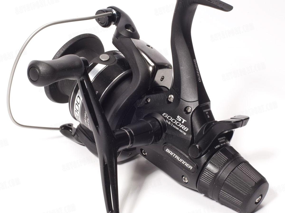 Shimano Baitrunner ST 6000 RA | AkvaSport Ltd.