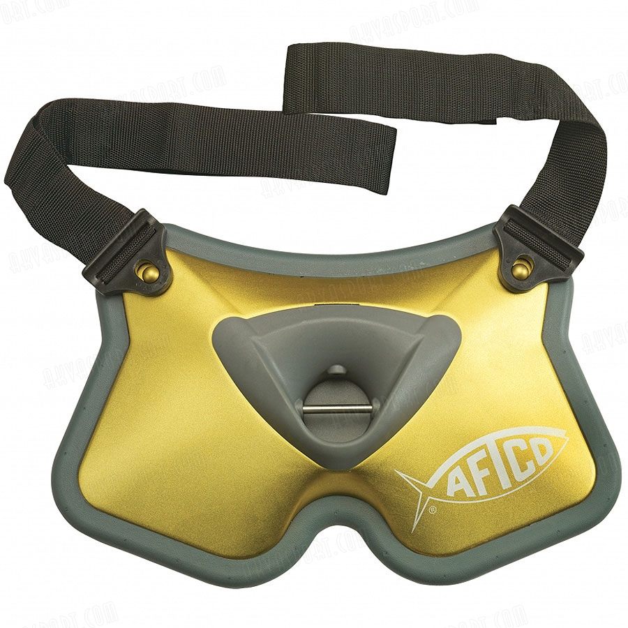 Aftco socorro fish fighting belt for Fish fighting belt