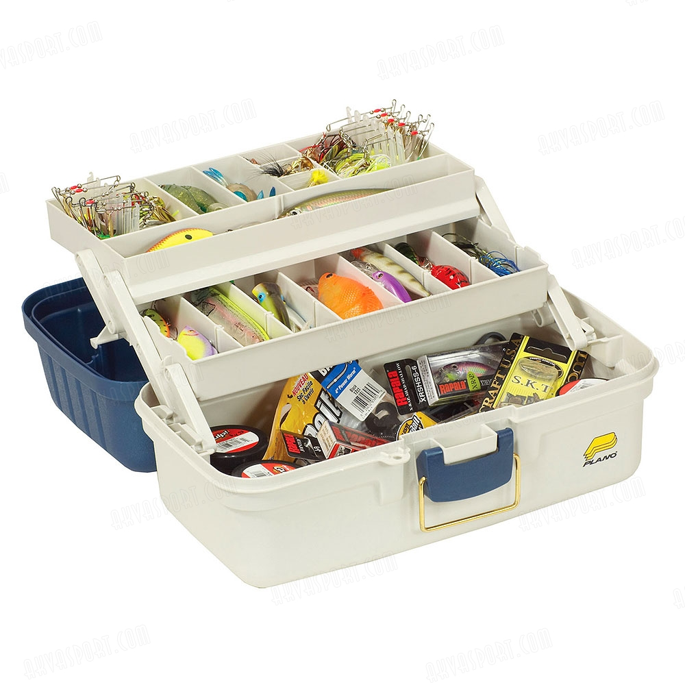 Tackle box plano 6102 06 for Plano fishing box