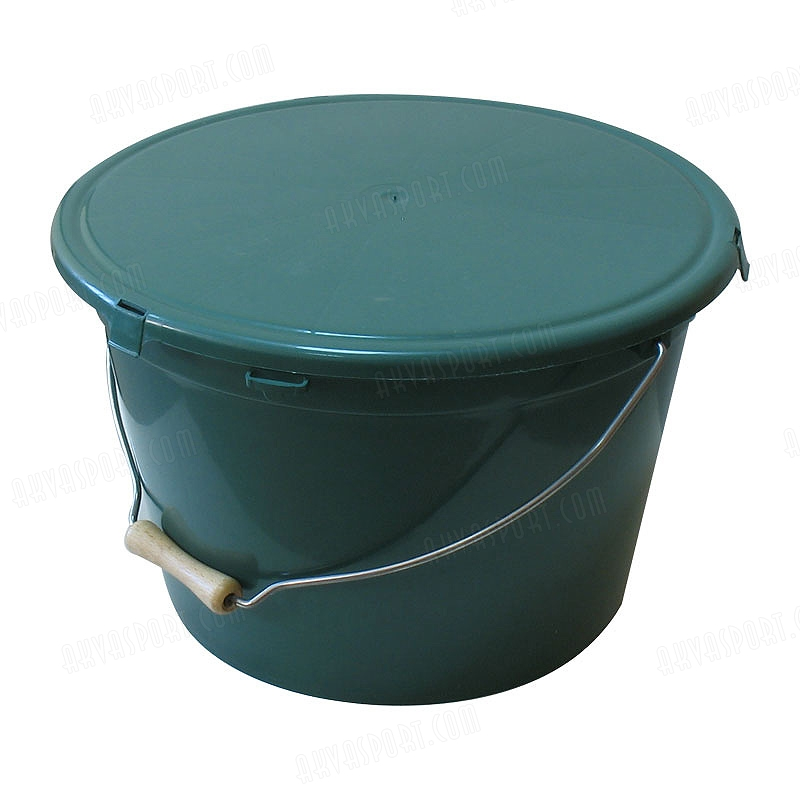 how to make a live bait bucket