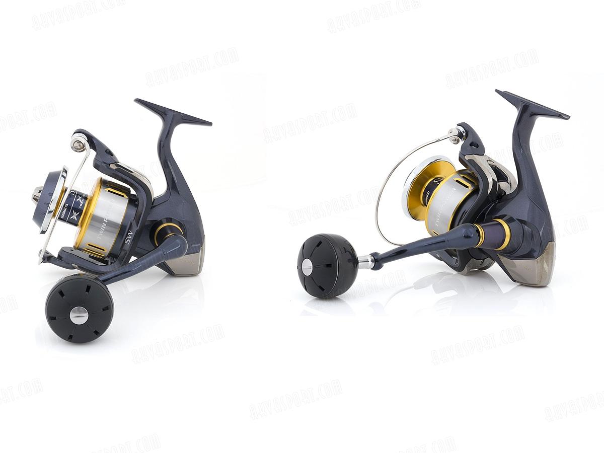 77f50dee708 Shimano Twin Power SW-B 5000 XG   AkvaSport.com