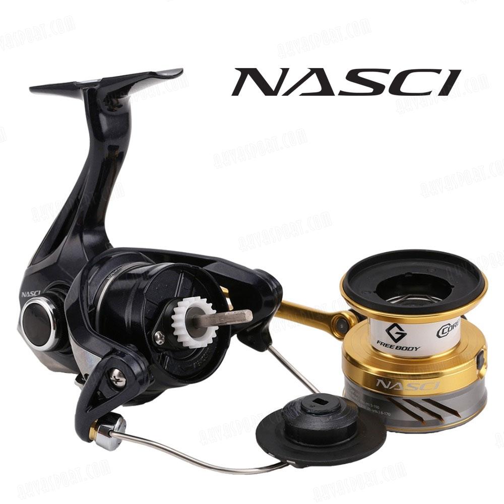 4aad2a345df Shimano Nasci FB 2500 | AkvaSport.com