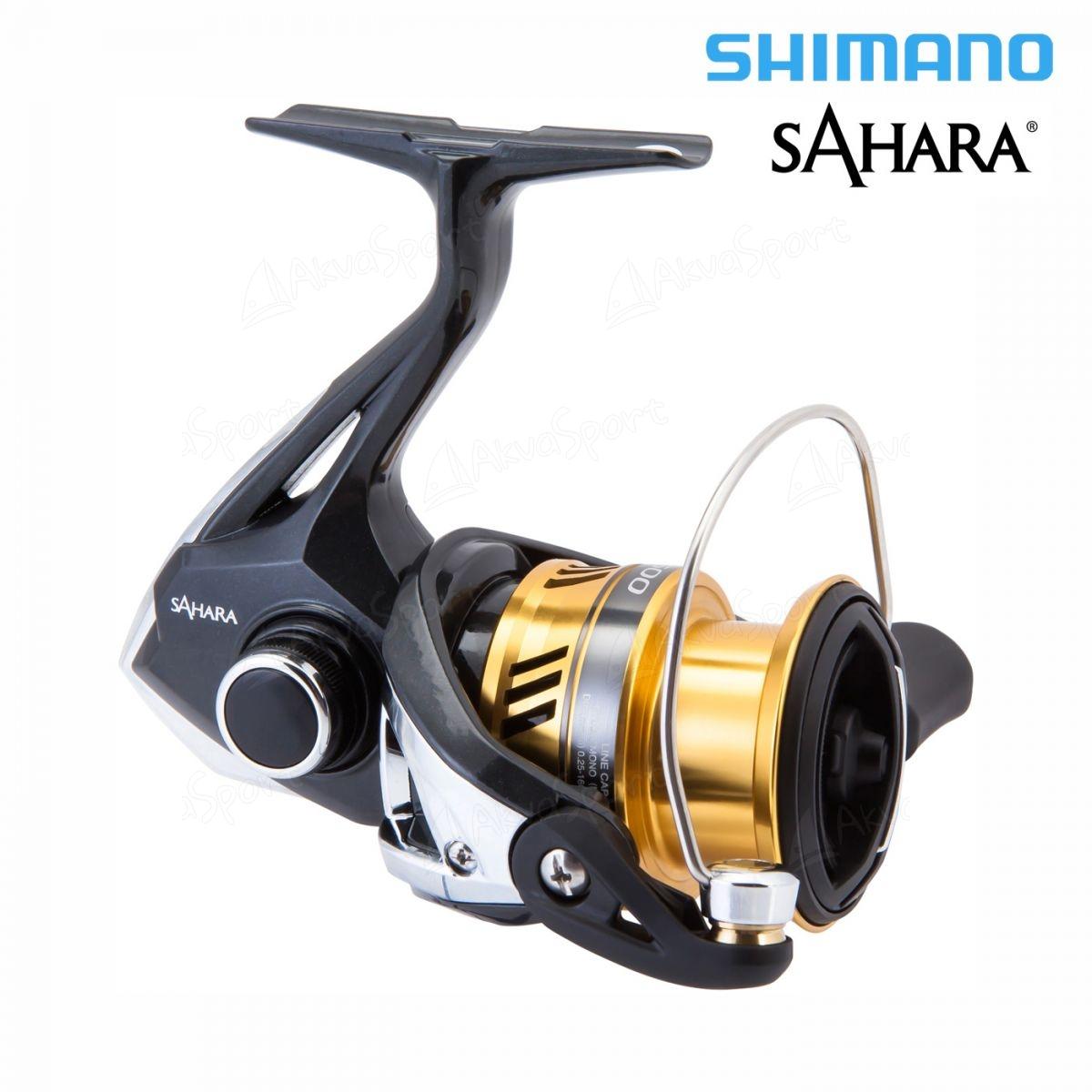 f4d6e27714d Shimano Sahara 4000 XG FI | AkvaSport.com