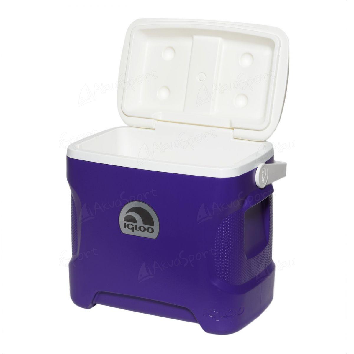Cooler Igloo Contour 30 Purple