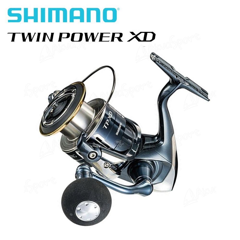 14b55acca4c Shimano Twin Power XD 4000XG | AkvaSport.com